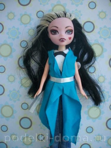 простая одежда для кукол30
