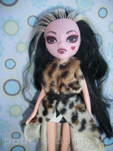 простая одежда для кукол35