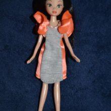 Как сшить платье для куклы