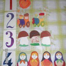 Развивающие карточки для детей своими руками