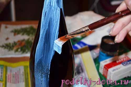 dekupazh butylki shampanskogo3