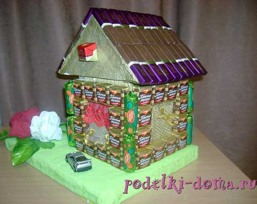 dom iz konfet