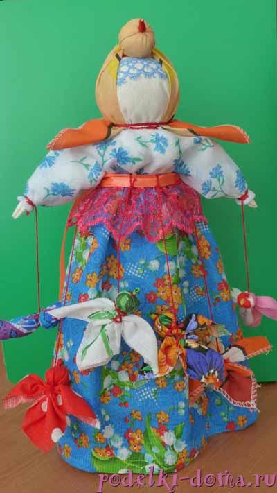 кукла Радость
