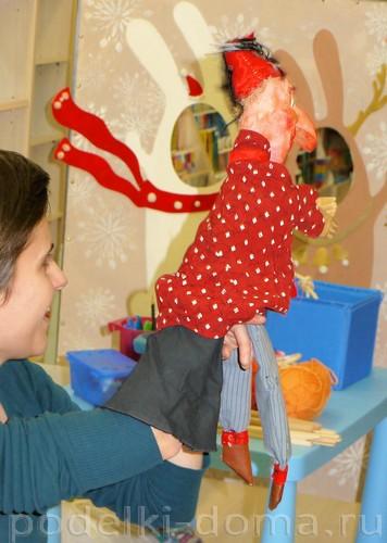 Как сшить кукол на руку для театра 288
