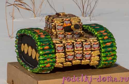 tank iz konfet mk