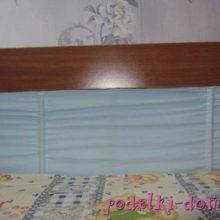 Чехол (бортик) на детскую кроватку