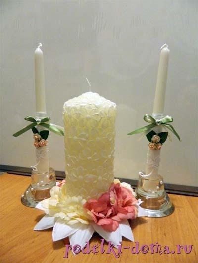 svechi na svadbu
