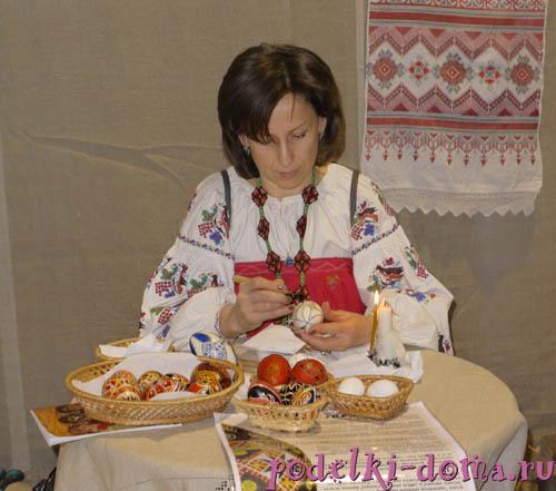 """""""Ладья"""" - выставка народных промыслов"""