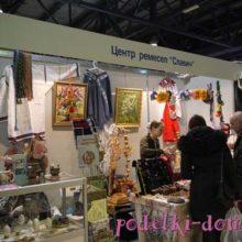 «Ладья» — выставка народных промыслов