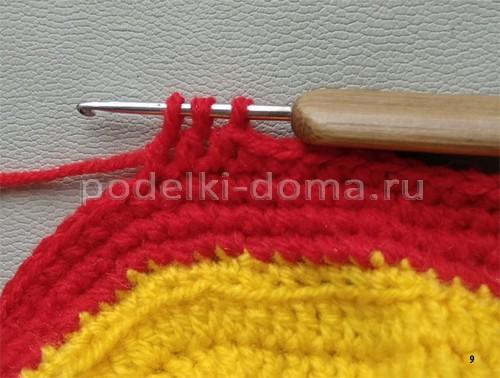 Пинетки (вязание крючком, 20 моделей со схемами)