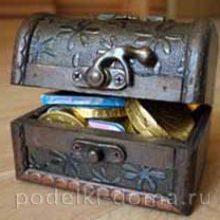Поиски пиратского клада (квест на детский день рождения)