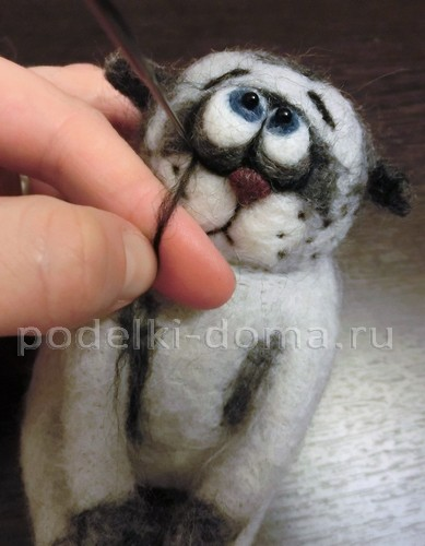 Валяный котик и Доктор Котовский