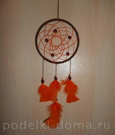 lovec snov orange