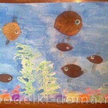 «Воспоминания о море» и «Осенний пейзаж»