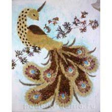 Панно «Птица-Осень»