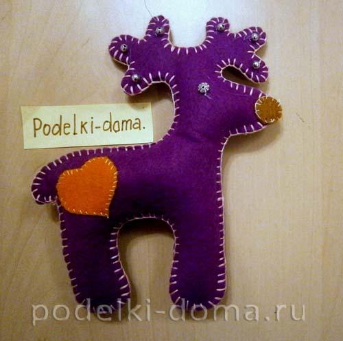 Olen-Kochurova-Galina-Vladimirovna-MBDOU-----267-g Новогодние елочные игрушки своими руками