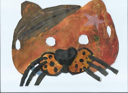 maska tigra
