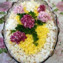 Салат «Мимоза»