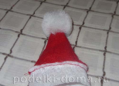 chehol dlya shampanskogo Ded Moroz8