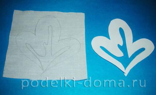kartina iz tkany volshebnica zima5