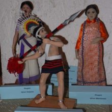 Музей кукол в «Этномире». Часть вторая