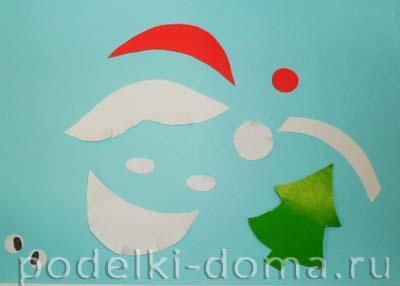 Детские открытки к Новому году