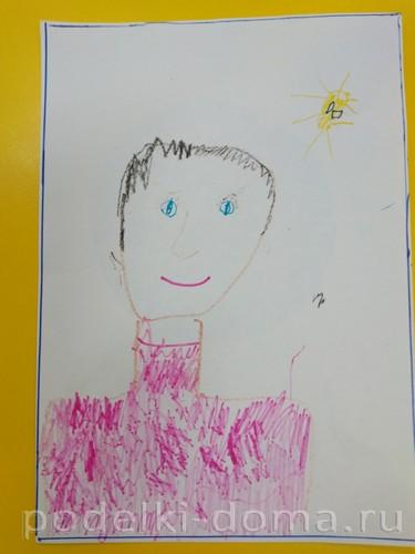 Детские поделки к 23 февраля, фото