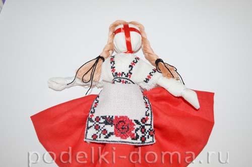 Как сделать куклу мотанку (мастер-класс), Коробочка идей и мастер-классов