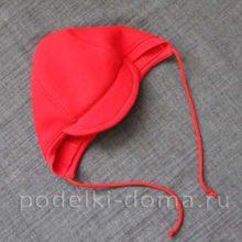 Как сшить шапочку с ушками для малыша (мастер-класс)
