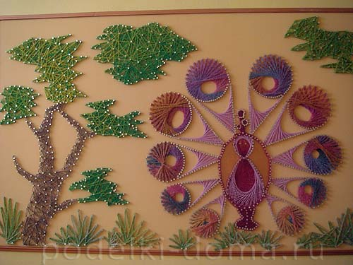 kartina string art
