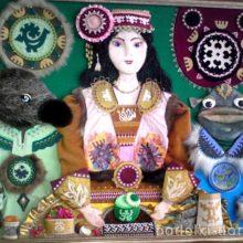 Мастер-класс «Создание панно посредством традиционных материалов угорских народов»