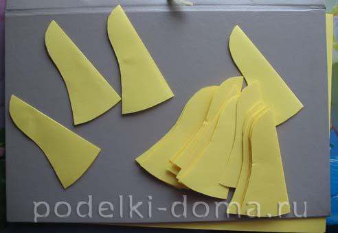 154Как сделать колокольчики из бумаги своими руками