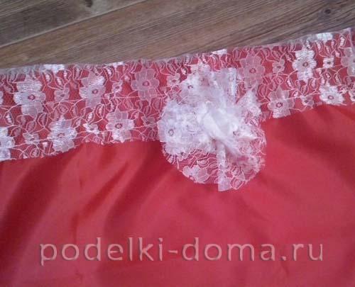 Сборка на платье, юбке Как сделать сборку ниткой-резинкой 58