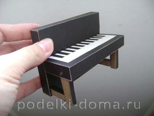 Пианино для кукол Видео на Запорожском портале 56