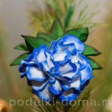 Елочная игрушка «Необыкновенный цветок»