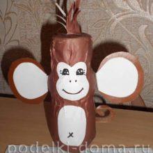 «Забавная обезьянка»