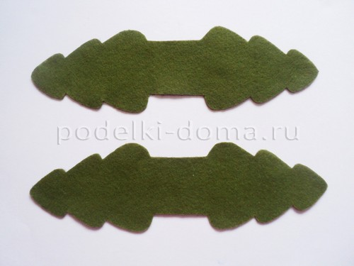 elochka-iz-fetra-02 Елочки из фетра (мастер-классы с выкройками)