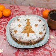 Рождественский кекс (рецепт)