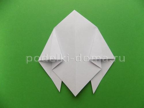 Подснежники из бумаги. Мастер-класс