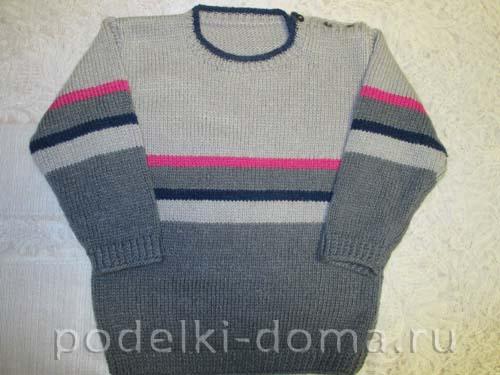 pulover dlya malchika19