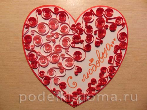 serdce valentinka kvilling8