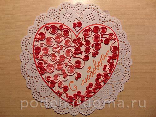 serdce valentinka kvilling9