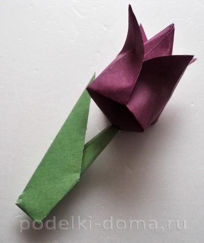 tulpany origami23