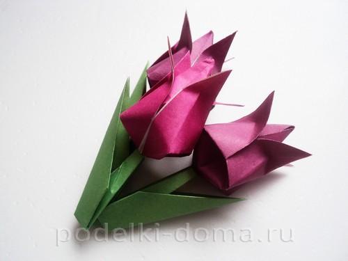 tulpany origami25