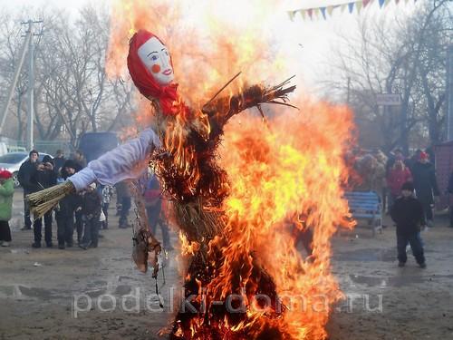 Сценарий праздника Масленицы на улице