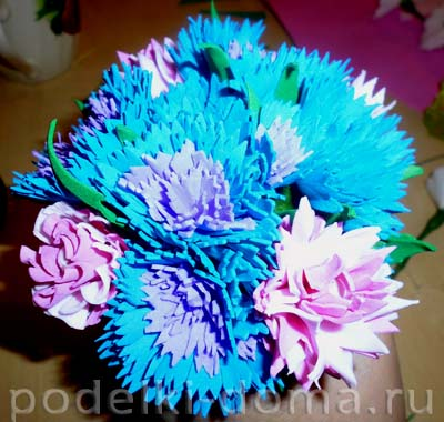 buket iz cvetov