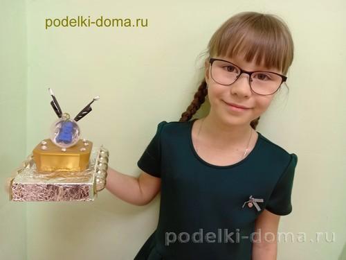 """Поделки """"Космос зовет"""" - 2021"""