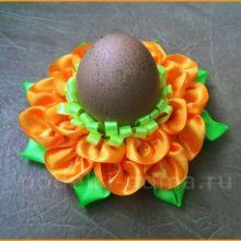 Подставка под пасхальное яйцо