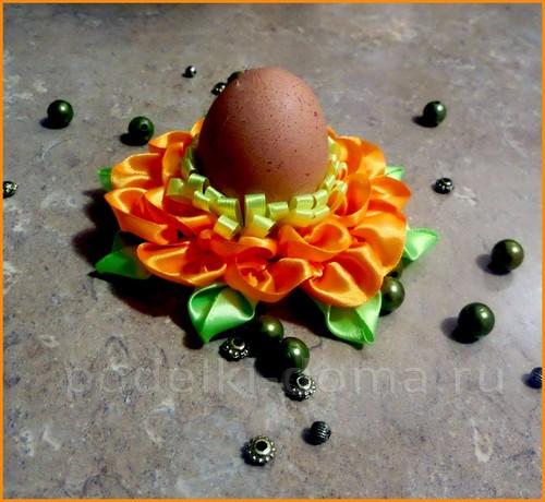 подставка для яйца на Пасху своими руками