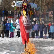 Сценарий зимнего праздника «Масленица – широкая»